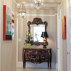 Image Detail For Traditional Victorian Colonial Foyer By