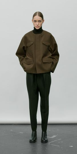 Jacket with pockets Wartime