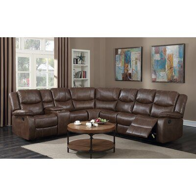 Affinity U Shaped Sectional Leather Living Room Set Living Room Leather Furniture Sofa Set