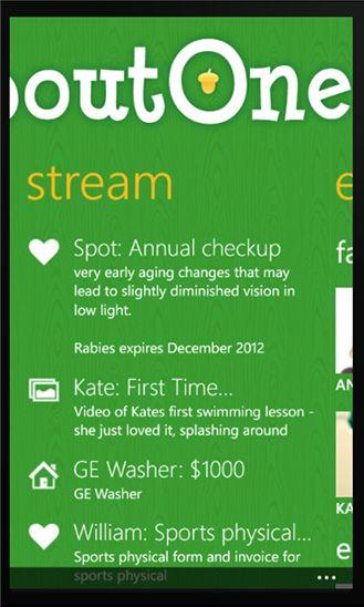 Best Windows Phone Ui Images On   Windows Phone