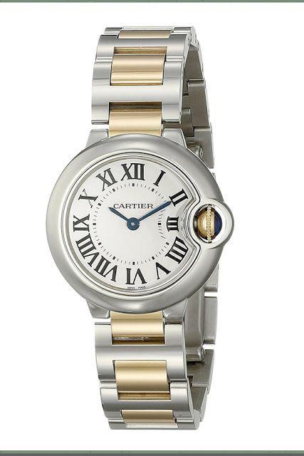 Cartier Women S Watches Cartier Watches Women 18k Gold Watch