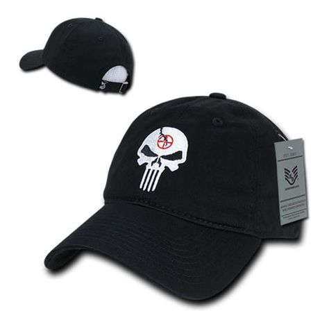 79bd23319d4 Official Craft International Chris Kyle baseball cap   hat -- black ...