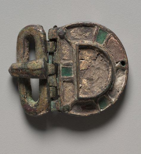 Gürtelschnalle Gothic Celtic Knoten 90 Design Mittelalter Belt Buckle
