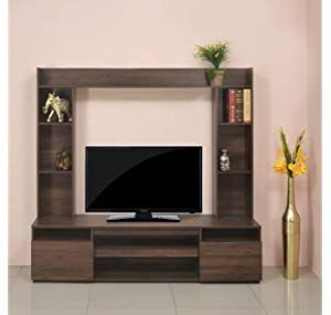 Home By Nilkamal Walton Tv Unit Wenge Online Furniture Stores Tv Wall Unit Furniture