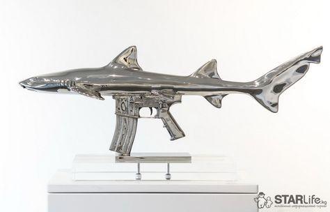 Metal Sculptures by Christopher Schulz 3D metal... | Asylum Art