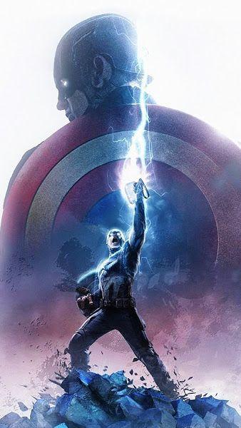 Avengers Endgame Captain America Thor Hammer Lightning 4k 3840x2160 Wallpaper Marvel Wallpaper Marvel Artwork Marvel Art