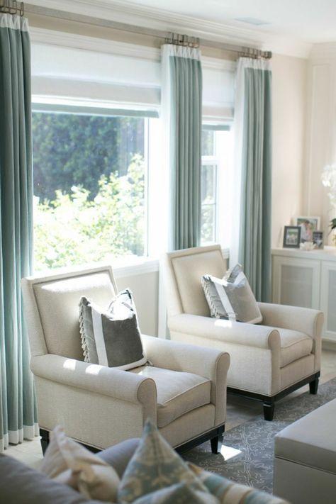 25 Moderne Gardinen Ideen Fur Ihr Zuhause Archzine Net Gardinen Modern Vorhange Wohnzimmer Wohnen