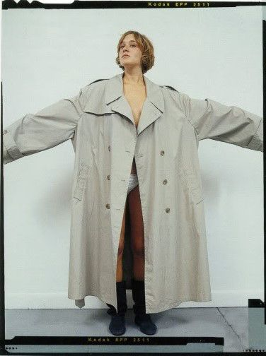 martin margiela's size74 collection {s_s 2000. now voyager (1)