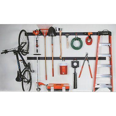 Haus 16 Piece Garage Organization System Garage Organization