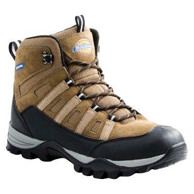 Escape Genuine Suede Hiker Boots