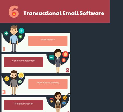 17 Free & Top Transactional Email Software - Compare Reviews, Features, Pricing in 2019