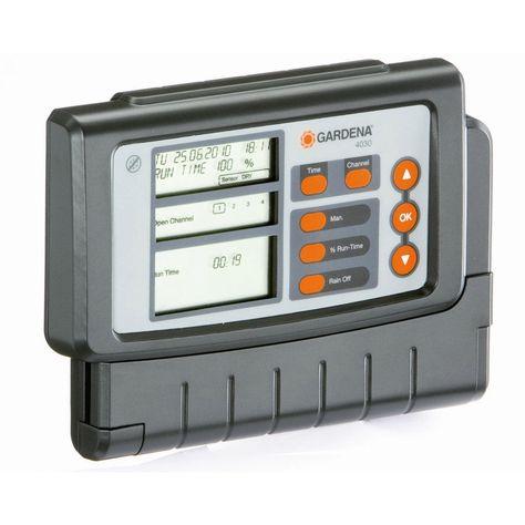 Programmateur Electrique Gardena 1283 20 Multivoie