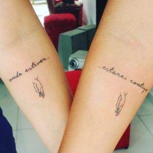 Frases Cortas Para Parejas Tatuajes
