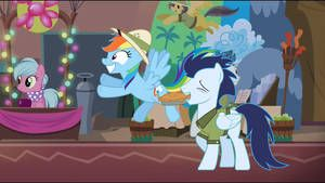 The Daring Do Convention By Maretrick Rainbow Dash And Soarin Rainbow Dash My Little Pony