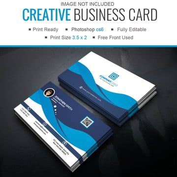 Business Card Template Psd Free Business Card Psd Transparent Business Cards Printing Business Cards
