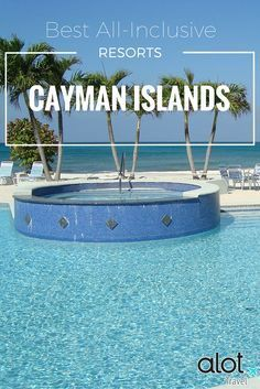 Your ultimate list of the best all-inclusive resorts in the Cayman Islands. (unlimited food, drinks & gorgeous ocean views for cheaper than you think! Caribbean All Inclusive, All Inclusive Family Resorts, Caribbean Resort, Caribbean Vacations, Best Vacations, Vacation Trips, Vacation Ideas, Vacation Spots, Caribbean Honeymoon