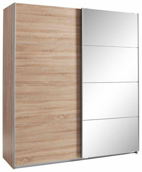 Garderobenschrank Minosa Mit Spiegel Breite 181 Cm Garderobe