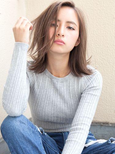 2020 春 新着順 ミディアムヘアスタイル髪型 短い髪のためのヘアスタイル ヘアスタイル ヘア アイディア