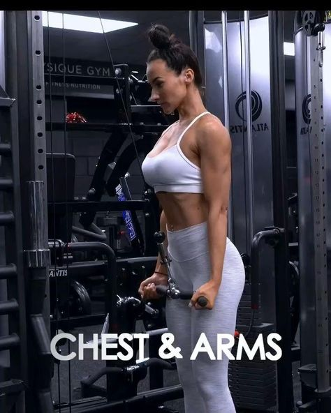 Best 8 Cable Chest Exercises for a Solid Chest Workout