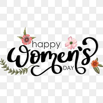 Happy Womens Day Card With S Happy Womens Day Happy Women S Day Women Png And Vector With Transparent Background For Free Download In 2021 Happy Valentines Day Card Happy Womens Day