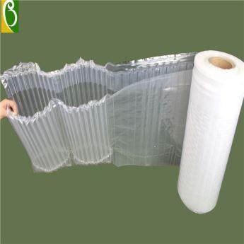 Air Column Bubble Wrap Packing Bag On Roll Bagpack Bubble Wrap Bubbles