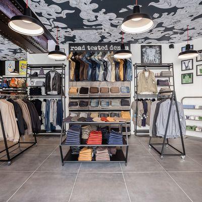 Favorit Details agencement-magasin > Agencement boutique prêt à porter  IS53