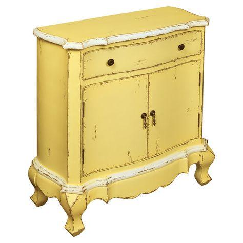 Truro Cabinet in Yellow