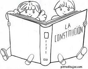 La Constitucion Es La Ley Mas Importante De Una Nacion Es Un Documento Legal Que Estab Dia De La Constitucion Constitucion Para Ninos Libro De La Constitucion