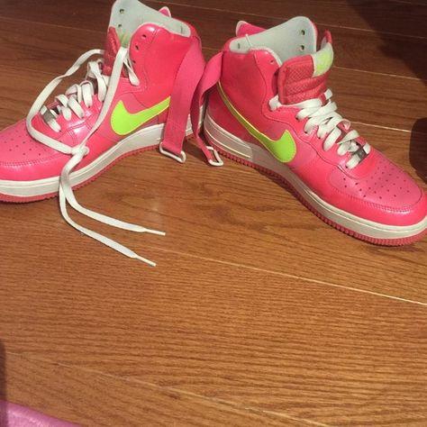 Rare E52b9 A51ff Good Neon Nike Force 1 Green Air rxCdoeWQB