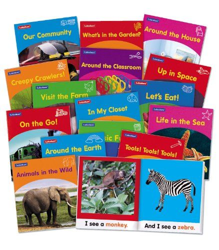 Lakeshore Vocabulary Builder Books Lakeshore Learning Mat