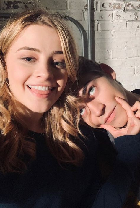 Are Josephine Langford and Hero Fiennes-Tiffin Dating?