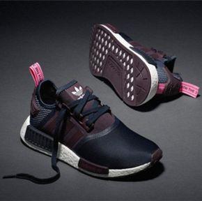 Zapatos deportivos de mujer adidas NMD impulso casual estilo de la celebridad