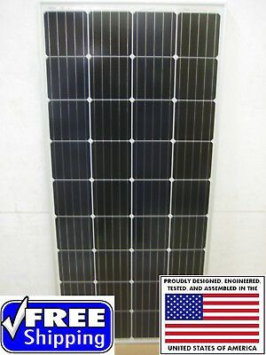 Rich Solar Solar Panel Adjustable Side Of Pole Mount Up To One 200w Module 54 99 Picclick In 2020 Solar Panels Solar Solar Technology