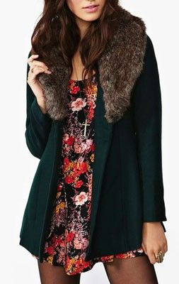 Nasty Gal coats for less than $200