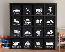 Ikea Drona box idea for playroomtoys