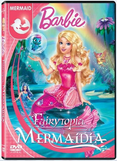 Pin Em Barbie Fairytopia Mermaidia