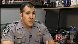 Paco Balderrama First Hispanic Major In Oklahoma City Police Department Hispanic Heritage Police Department Hispanic Heritage Month