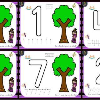 Actividades Divertidas Para Conocer Los Números Del 0 10 Actividades Divertidas Juegos De Matemáticas Actividades