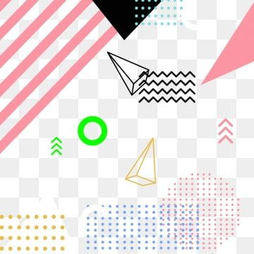 Trend Element Memphis Simple Fashion Geometric Decorative Pattern Trend Element Memphis Colorful Png Transparent Clipart Image And Psd File For Free Download In 2020 Graphic Design Background Templates Poster Design Background Decoration