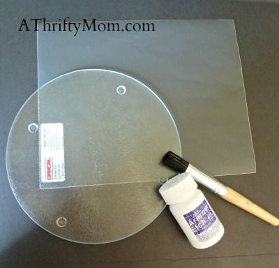 DIY: Glass Cutting Board, Personalized, Kitchen, Crafts, Gifts, Easy, Etching Glass