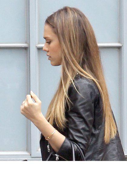 Long Hair With Jessica Jessica Alba Hair Jessica Alba Blonde