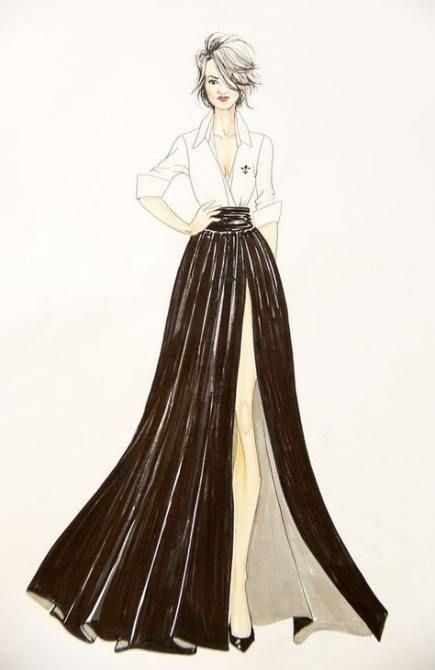 Best Fashion Art Drawing Haute Couture Ideas Fashion Illustration Dresses Fashion Design Sketchbook Fashion Drawing Dresses