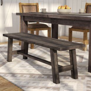 Dining Benches Are Space Saving Comfortable Wood Dining Bench