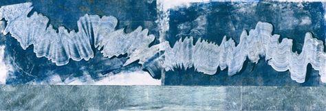 Silber, Workshop, Versilbern, Monotypie, Art
