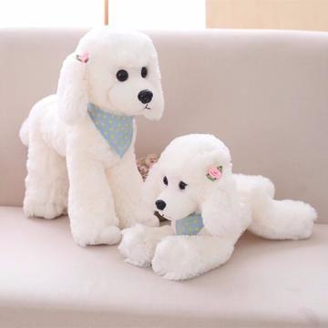 Stuffed Dog Toys Fmome Toys Teddy Dog Poodle Dog Dog Toys