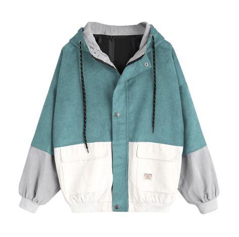 90s Aesthetic Jacket