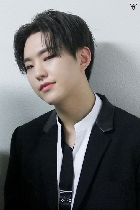 """The exclusive behind-the-scenes photos of BSS(SEVENTEEN) in """"Just Do It""""! #Hoshi"""
