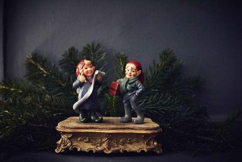 Billedresultat For Nissernes Jul Figur Jul Figurer Nisser