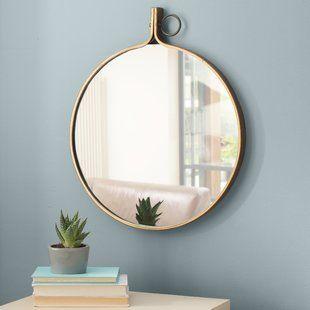 Wayfair Round Wall Mirror