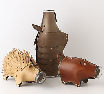I would like the armadillo, but he's $158. [Anthropologie]